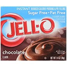 Jell-O Sugar Free Instant Chocolate Pudding (39g)