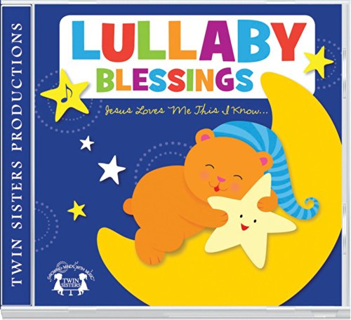 Lullaby Blessings CD (Kids Can Worship Too! Music)