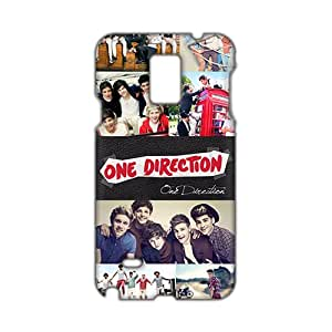KJHI One Direction 3D Phone Case for Samsung Galaxy Note 4