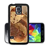 Luxlady Premium Samsung Galaxy S5 Aluminium Snap Case Traditional italian christmas cake called panettone IMAGE ID 4426283