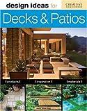 great ideas for patio design Design Ideas for Decks & Patios (Design Ideas Series)
