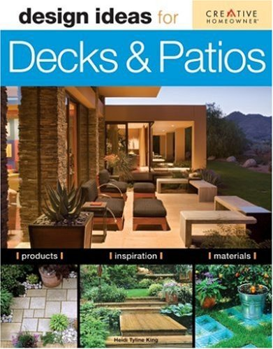 Cheap  Design Ideas for Decks & Patios (Design Ideas Series)