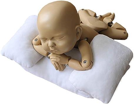 Color : White Yuniroom Newborn Infant Baby Photography Prop Kid Posing Photo Shoot Studio Pillow Positioner Nursing Pillow and Positioner
