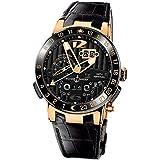 Ulysse Nardin Perpetual Calendar Swiss-Automatic Male Watch 326-03 (Certified Pre-Owned)