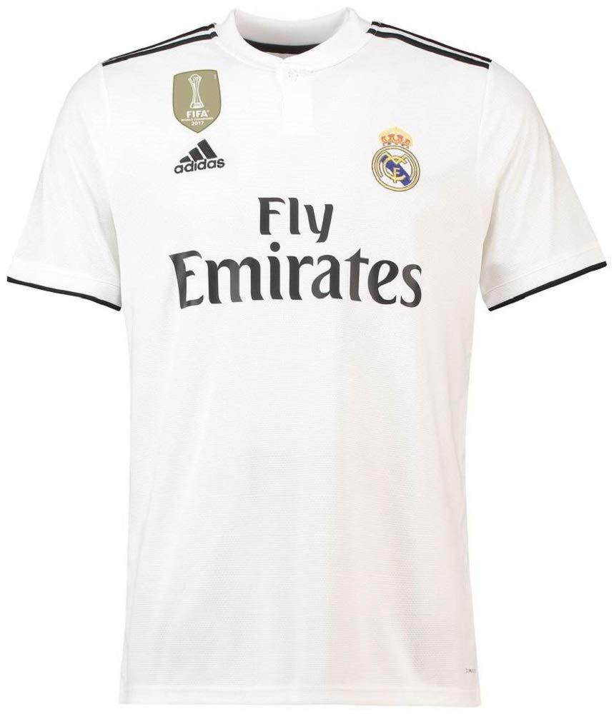 【後払い手数料無料】 adidas(アディダス) レアルマドリード リーガバッジ] ホームユニフォーム 2018 インポートXXL/19 Real Madrid Home Shirt Real 2018/19 [並行輸入品] B07HJ94BX1 インポートXXL|19 オドリオソラ/ ODRIOZOLA [2018 FIFAクラブW杯チャンピオンバッジ & リーガバッジ] インポートXXL, 生坂村:f99a8223 --- svecha37.ru