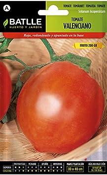 Semillas Hortícolas - Tomate Valenciano - Batlle