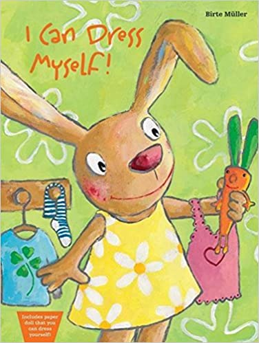 42337af68 I Can Dress Myself!: Birte Muller, Marianne Martens: 9780735821286: Books -  Amazon.ca
