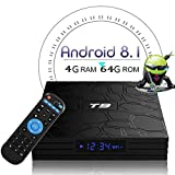Best Tv Android Boxes - Newest 2018 Version T9 Android 8.1 TV Box Review