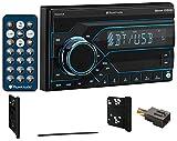 2000-2010 Ford F-650/750 Car Digital Media Bluetooth Receiver w/ USB/AUX+Remote