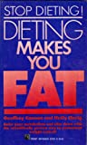 Dieting makes you Fat, Cannon, 0671673548