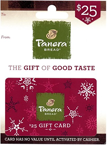 Amazon.com: Panera Bread Gift Card $25: Gift Cards