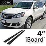 running board gmc acadia - eBoard Running Boards Silver 4