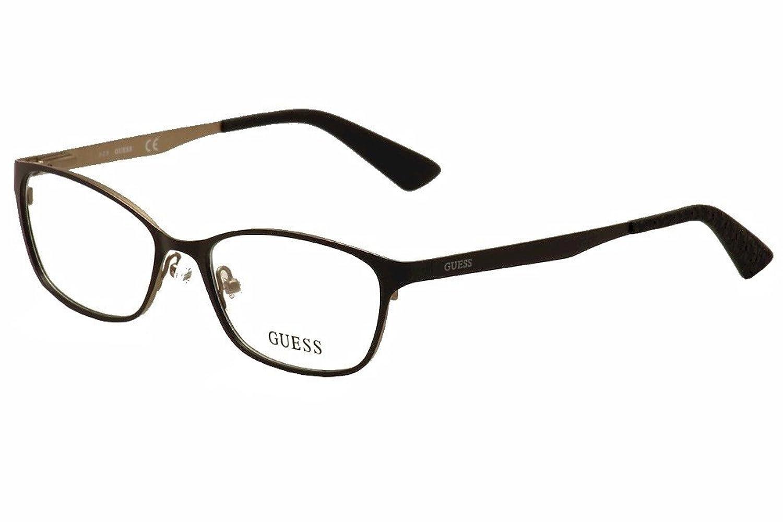Eyeglasses Guess GU 2563 GU2563 002 at Amazon Men\'s Clothing store: