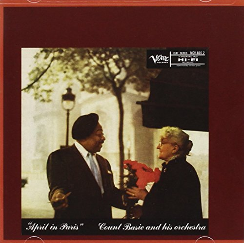 Count Basie Jazz - April In Paris (VME - Remastered)