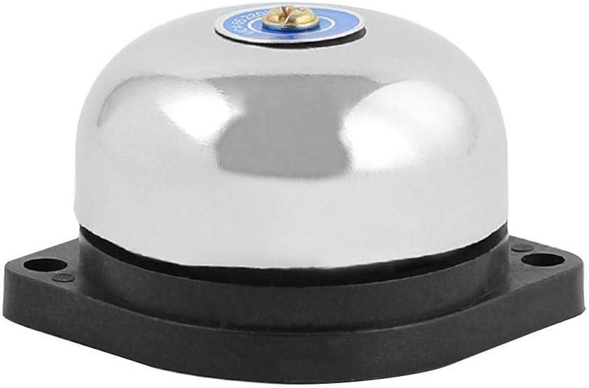 55mm / 2.17in Campana de anillo 10A Tipo de huelga interna Campana eléctrica para alarma de incendio Campana de uso múltiple Campana de escuela Alarma: Amazon.es: Belleza
