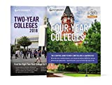Peterson's Undergraduate Guidance Set 2018: Peterson's Four-Year Colleges 2018 + Peterson's Two-Year Colleges 2018