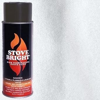 Estufa brillante ti-8131 alta temperatura pintura, 1200 grado F Rango de temperatura de