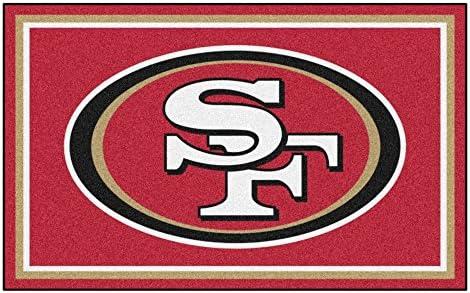 Fan Mats San Francisco 49ers Rug, 46 x 72