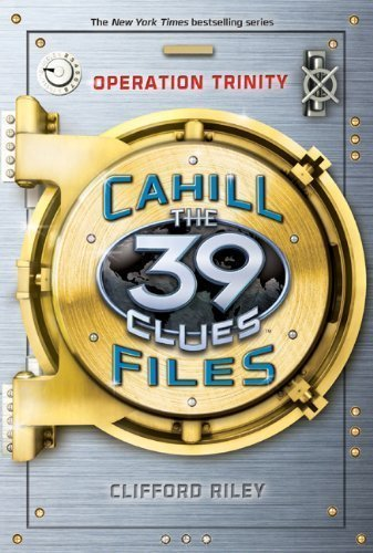 the 39 clues files - 9