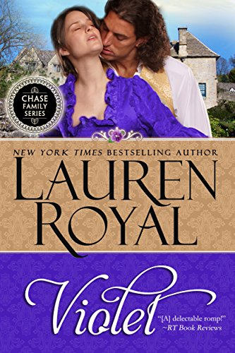 Violet (Chase Family Series: The Flowers Book 1)