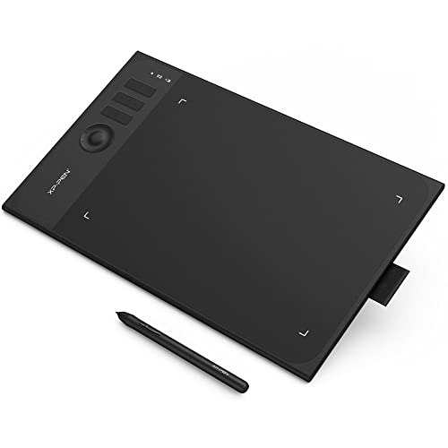 XP-Pen Star06 Wireless Graphics Drawing Tablet for Computer 10x6 with 8192 levels Pressure Pen