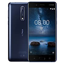 Nokia 8 Smartphone, 64 GB, Android