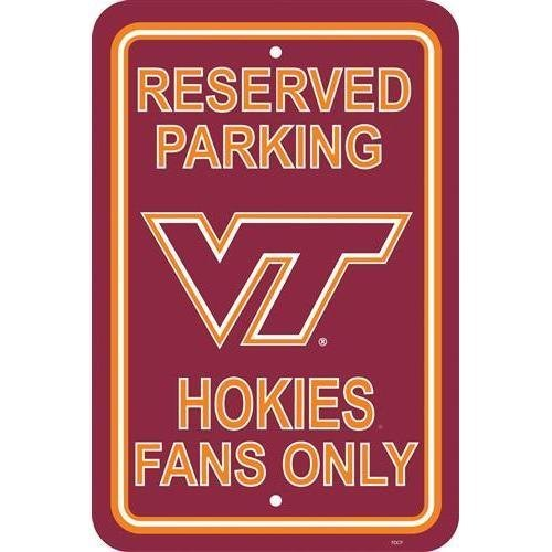 (Fremont Die Virginia Tech Hokies College Sports Team Logo Printed Home Office Dorm Decorative 12