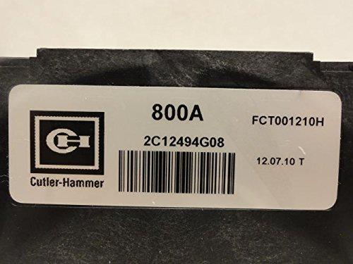 2C12494G08 - 800A CH CURRENT TRANSFORMER