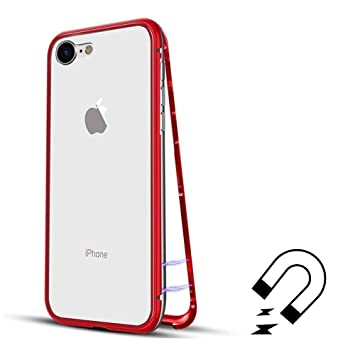coque iphone 8 metallique