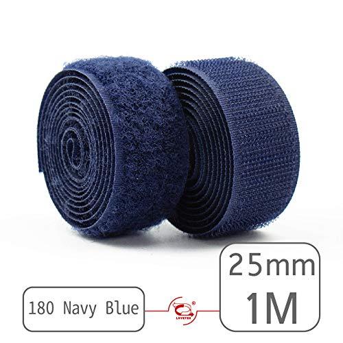 Navy Velcro Tape - 25mm(1