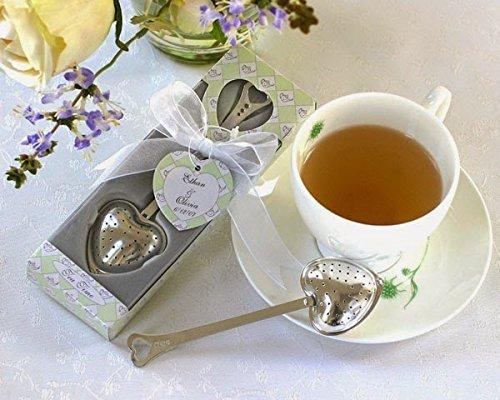 60 Tea Time Heart Tea Infuser in Tea-Time Gift Box by Kateaspen