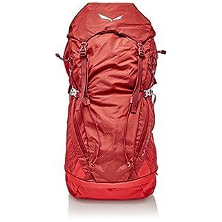 Salewa Alp Trainer 35 + 3 Technischer Wanderrucksack, Unisex Adult, Rot, Einheitsgröße 6