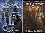 img - for The Broken Throne (2 Book Series) book / textbook / text book