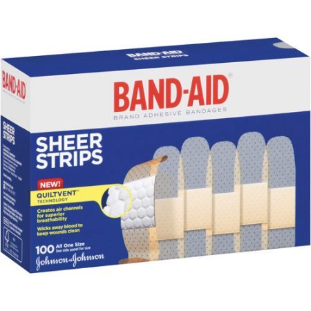 band-aid-sheer-strips-bandages-100-count