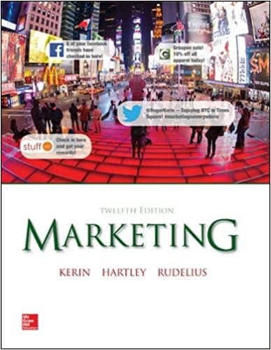 MARKETING 10E KERIN EBOOK DOWNLOAD