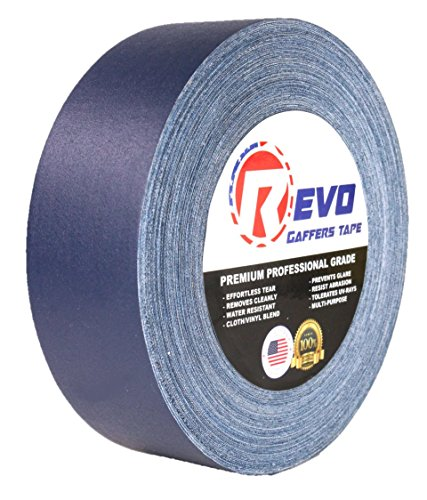 revo-premium-professional-gaffers-tape-2-x-60-yds-made-in-usa-blue-gaffers-camera-tape-stage-tape-be