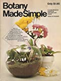 Botany Made Simple, Victor A. Greulah, 0385011881