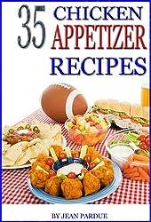 35 Chicken Appetizer Recipes