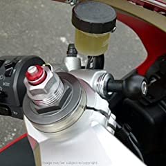 Motorcycle Mount for the Ducati 848 evo (2011) This mount attaches to the end of the handlebar casing offering a unique central mounting option for phone / GPS mounts that use a 1 inch (25mm) ball fitting. Utilise an existing 1 inch / 25mm bi...