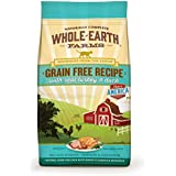 Whole Earth Farms Grain Free Recipe Dry Cat Food, Turkey and Duck, 10 lb.