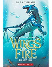 Wings of Fire # 2: The Lost Heir