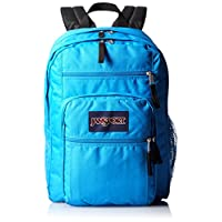 JanSport Big Student Backpack- Colores de venta (Blue Crest)
