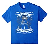 4 Out Of 5 Voices In My Head Think You're An Idiot T-shirt