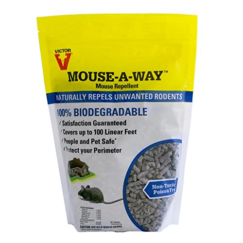 (Victor M806 Mouse-A-Way Mouse Repellent)
