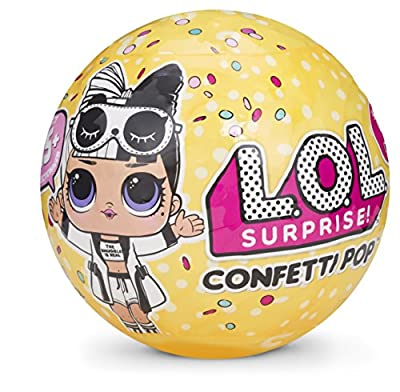 L.O.L. Surprise! Confetti Pop-Series 3 Collectible Dolls from MGA Entertainment