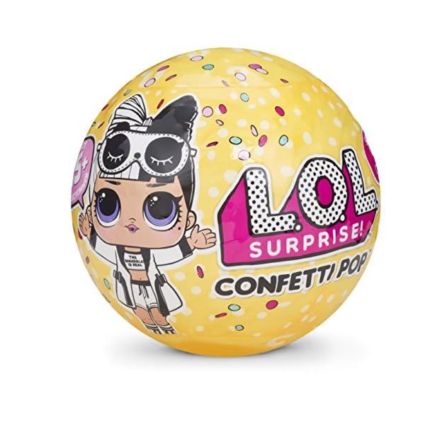 51doAcdYmUL. SS600  - L.O.L. Surprise Confetti Pop- Series 3-1