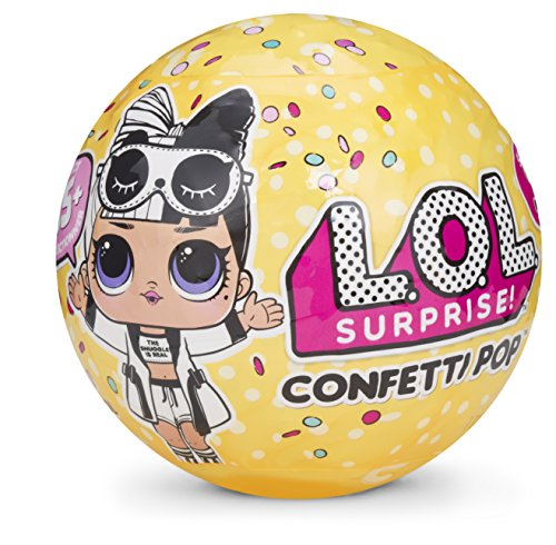 L.O.L. Surprise! 551539 Confetti Pop-Series 3 Collectible Dolls from L.O.L. Surprise!