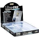 Ultra Pro Platinum Series Hologram 9-Pocket Pages (25)