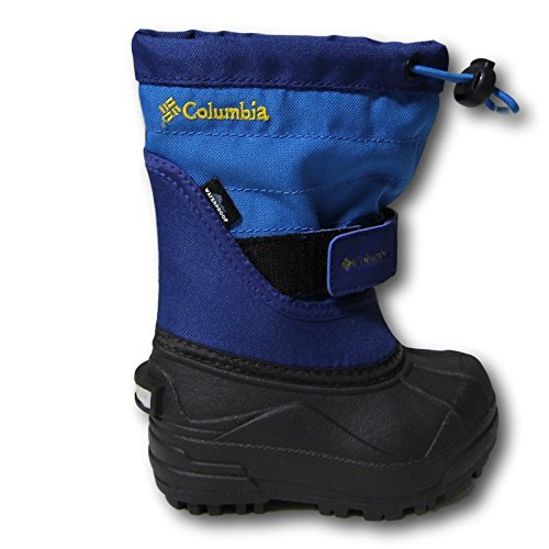 Columbia Toddlers TWIN TUNDRA Waterproof Snow Boot Rated -25F/-32C, Size 5