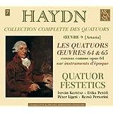 Haydn - Six quatuors op. 64 et 65